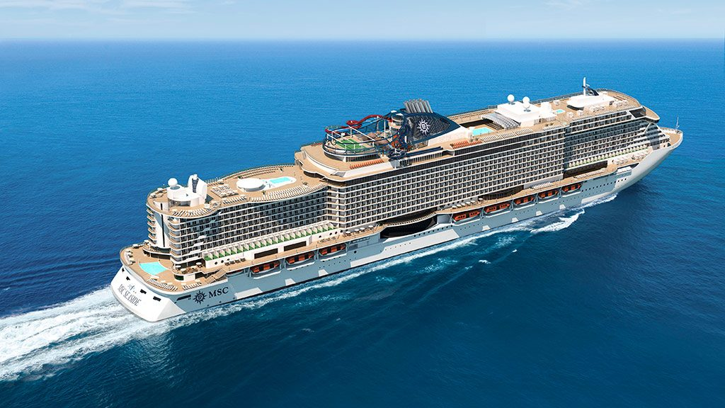 MSC Seaside 7 nights cruise dep from Miami from $509